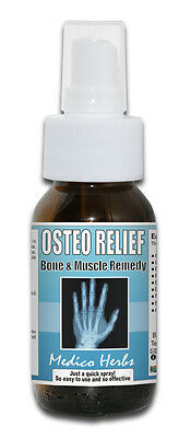 GOUT relief Herbal natural effective Spray 50ml Medico Herbs