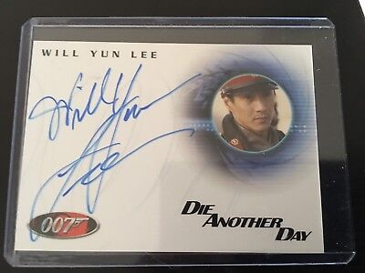 Will Yum Lee Card
