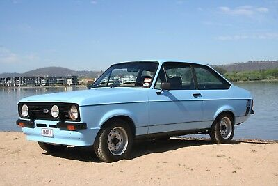 Ford Escort Mk2 1600 Sport (Not Rs2000)