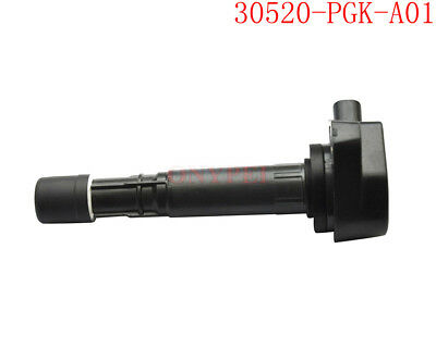 4PCS IGNITION COIL  For Honda Civic Ridgeline Acura 30520-PGK-A01 JHD286Y*4