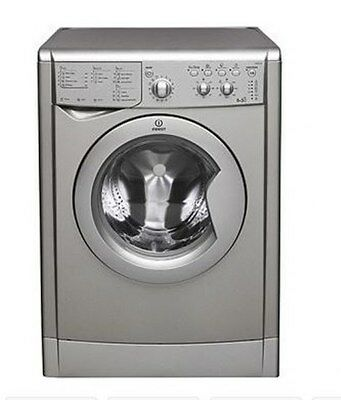 Indesit 1200 rpm Freestanding Variable Temperature Ecotime Washer Dryer Silver