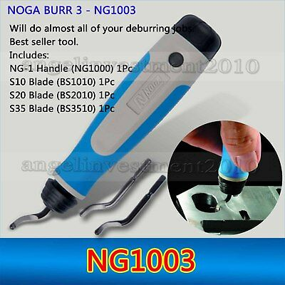 NG1003 3.2mm Swivel blade Deburring System tools Compatible