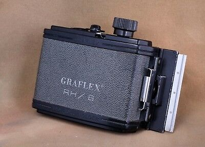 Graflex 6X9 Rh8 Roll Film Holder