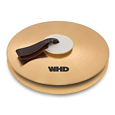 """16"""" Marching / Orchestral Cymbals by Gear4music"""