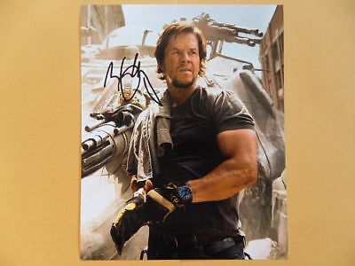 Mark Wahlberg 8x10 Autographed Photo