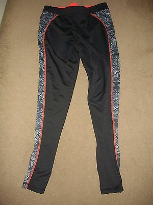 Workout By Atmosphere Black Grey Pink Gym Running Yoga Fitness Pants 10