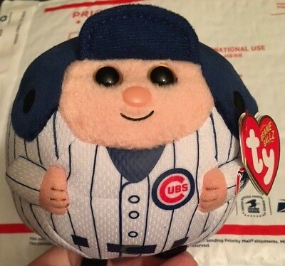 Chicago Cubs Beanie Ballz NWT