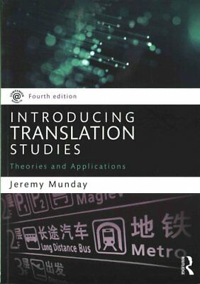 Introducing Translation Studies Theories and Applications 9781138912557