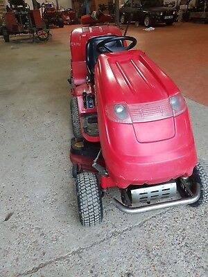 Countax c400h lawn tractor