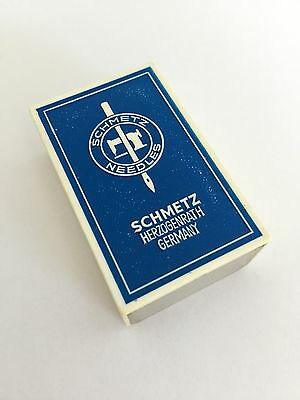 Vintage SCHMETZ Sewing Machine Needles