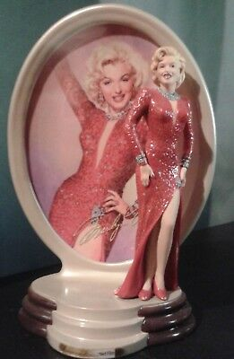 """"""" Divinely Marilyn"""", Beautiful Marilyn Monroe Plate By Notarile With Coa"""