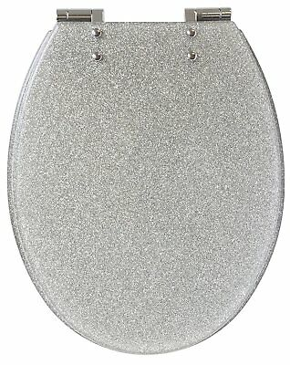 gold glitter toilet seat. GELCO 709563 Glitter Toilet Seat With Sequins Design Slow Close Surprising White Gallery  Best Ideas Exterior