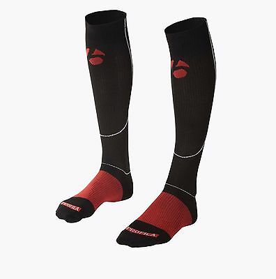 2 paar  Bontrager RXL Recovery Compression radsocken L 43-45
