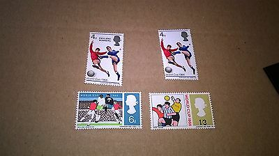 1966 world cup stamps mnh