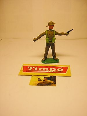 Soldatino Toy soldier Timpo Australian Army scala 1:32