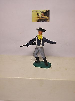 Soldatino Toy soldier Timpo Nordista scala 1:32