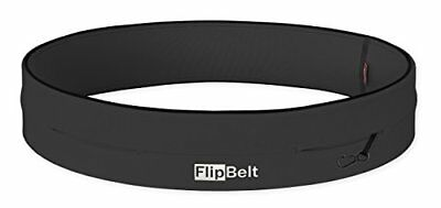 "Level Terrain FlipBelt Waist Pouch, Carbon, Small/26""-29"" JP"