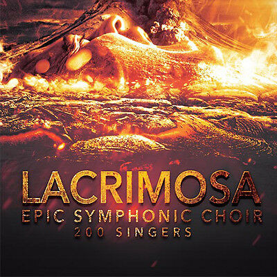 Eightdio Lacrimosa Epic Choir KONTAKT 16.500 Samples