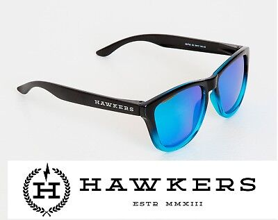Hawkers Fusion Clear Blue One- Limited Edition - Gafas De Sol Premium -