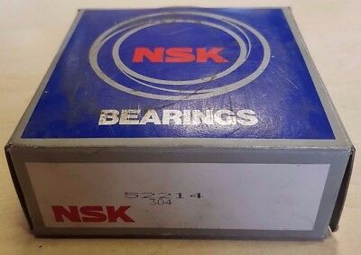 NSK Bearings 52214 Double Direction Thrust Bearing 52214 304