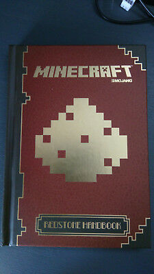 Minecraft Redstone Handbook - Book - Guide - Game - Gift