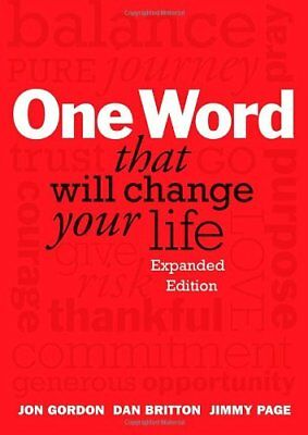 One Word That Will Change Your Life, Expanded Edit