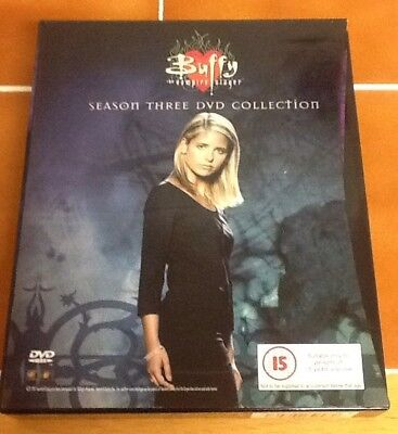 Buffy the Slayer Season Three DVD Box Set