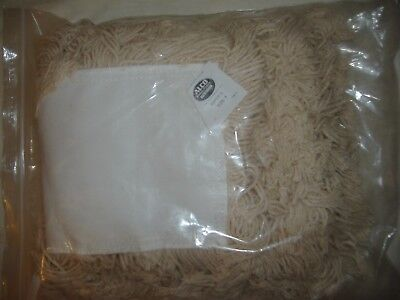 """Alco Laundered Dust Mop 5"""" x 36"""" Super S  536-1 New In Package"""
