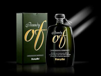 Bonollo Of Brandy Stravecchio Barrique 70 Cl In Astuccio
