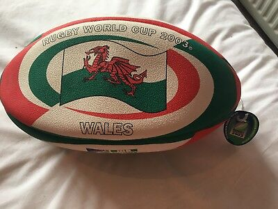 Wales Rugby World Cup Ball