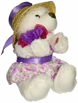 "Chantilly Lane 11"" Kay Bear with Flowers Sings ""To Know You is To Love You"""