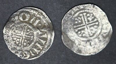 2 Unidentified Shortcross Pennies