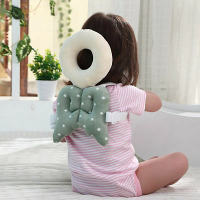 Baby Head Back walk Protection Pillow Toddler Resistance Pad Guardian Cushion YX