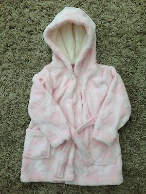 Baby Girl's Dressing Gown 9-12 Months
