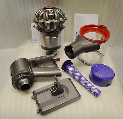 Dyson V8 Animal Absolute Motor, Battery, Cyclone, Post filter, Pre filter, Bin