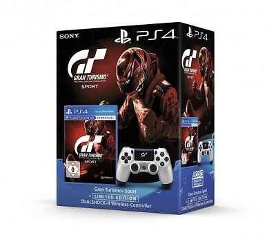 Limited Edition Gran Turismo Sport - PlayStation 4 + Sony PS4 Controller