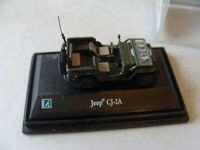 Hongwell 1/76 Willys Jeep  - Mint/boxed - L@@k!!