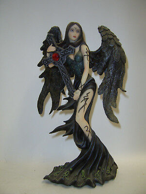 NEMESIS NOW GOTHIC ANGEL  approx. 24 cms