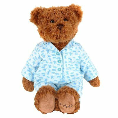 FAO Schwarz 12 inch Pajama Bear - Brown