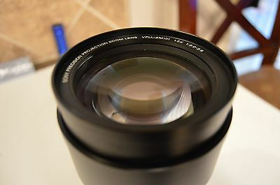 Sony VPLL-ZM101 Zoom Lens 4.49-6.58:1 Long Throw VPL-FX500L, Others