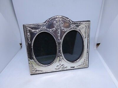 Ornate Contemporary Silver Mounted Picture Frame - Ray Hall Birmingham 2003