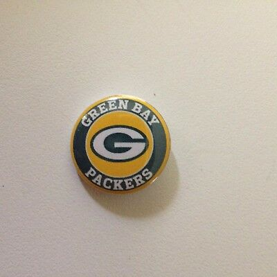 NFL Green Bay Packers Button Lapel Badge