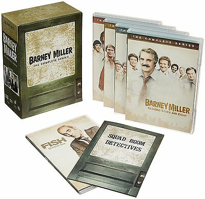 Barney Miller: The Complete Series (DVD, 2011, 25-Disc Set) Brand New & Sealed