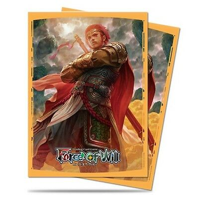Force of Will  - Sleeves Standard x65 - L1 - V3 - Ultra Pro - Protège carte