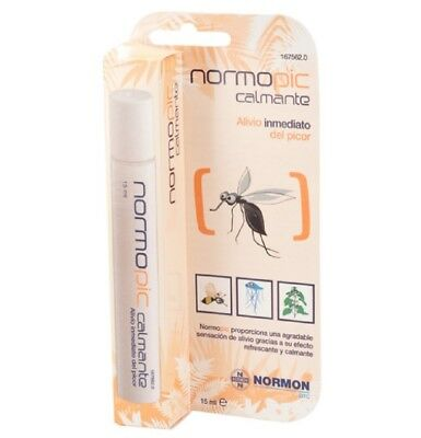 Calmante Antimosquitos normopic anti mosquitos 15 ml.