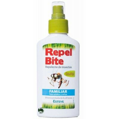 Repelente de insectos familiar 100 ml. spray antimosquitos