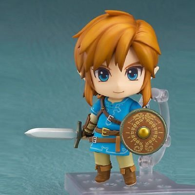 The Legend of Zelda:Breath of the wild Link Game Anime PVC Action Figure Toys