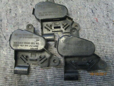 Yamaha DT175 / DT125 twin shock air intake cover / fuse holders