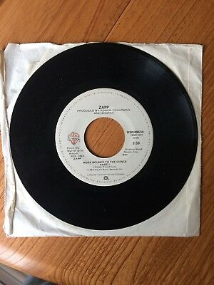"""Zapp – More Bounce To The Ounce (7"""" Vinyl) Funk!!!"""
