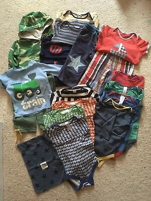 Boys Baby Boden Bundle 18-24 Months  17 items